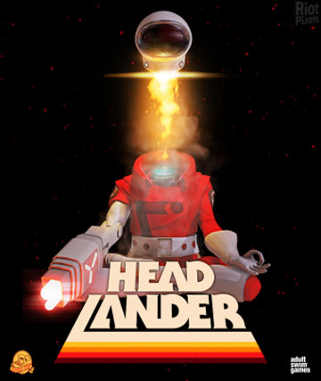 Headlander Banner - Composer - David Earl Productions